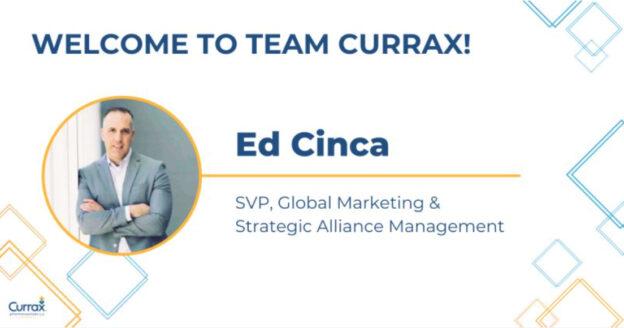 Ed Cinca Currax Pharmaceuticals